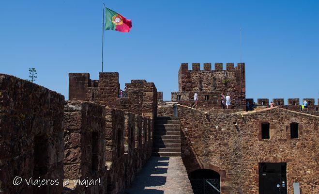 castillo de Silves, Algarve