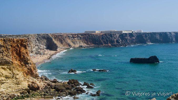 Playa do Tonel