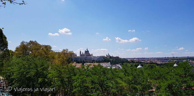 Vistas del palacio