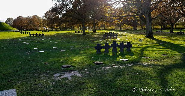 Cementerio La Cambe