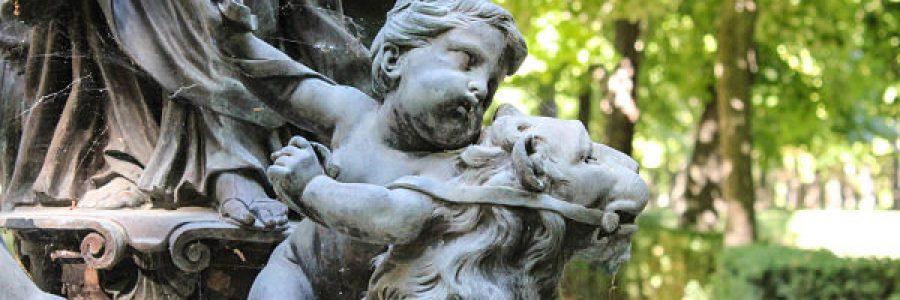 Fuente Jardín del Príncipe. Aranjuez