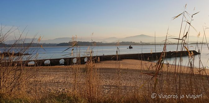Vistas de la Horadara, Santander