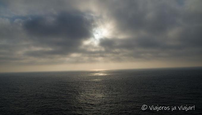 Atardecer en Cabo San Vicente