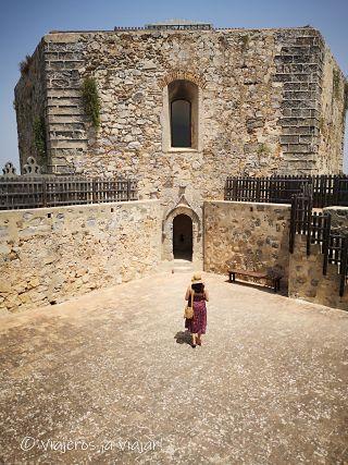 Visita al castillo de santiago