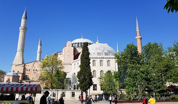 Ayasofya en Estambul