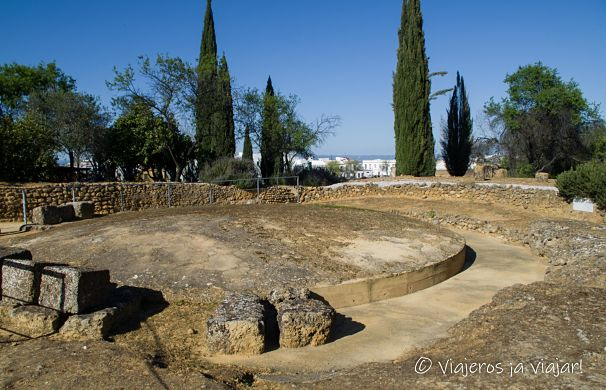 restos arqueológicos Carmona