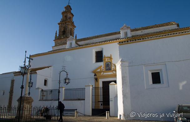 Iglesias de Carmona
