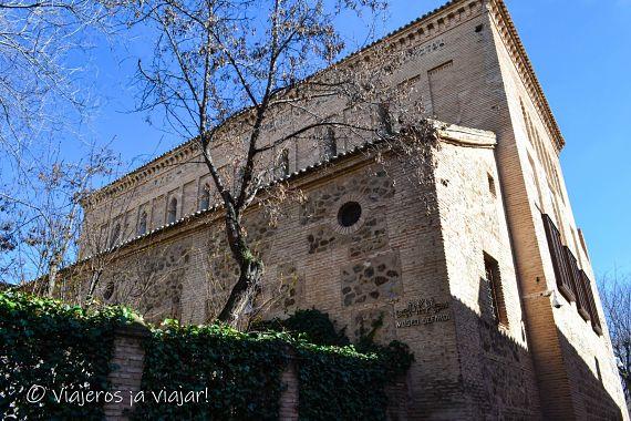 Museo sefardi en Sinagoga de Tránsito