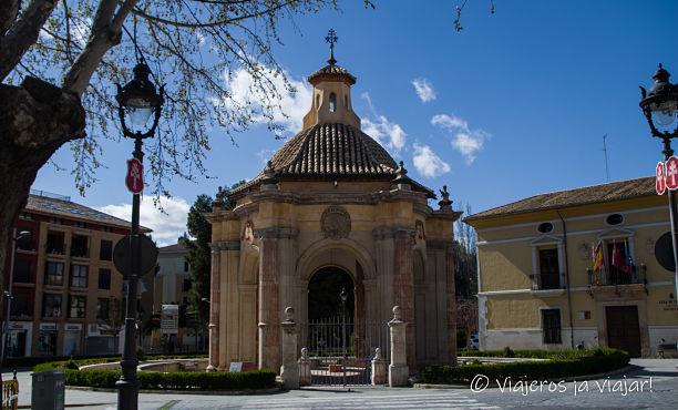 Templete en Caravaca